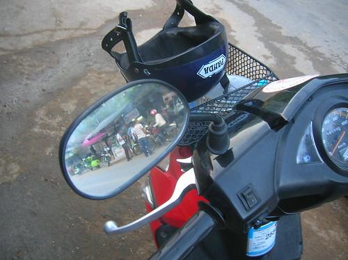 Chiang Mai to Pai on motorbike