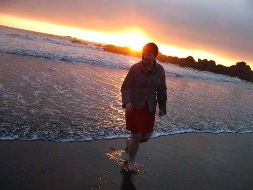 ocean sunset sun coast roadtrip pacificocean seashore lynaestraw
