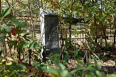 Old Cemetary in Historic Roswell, GA