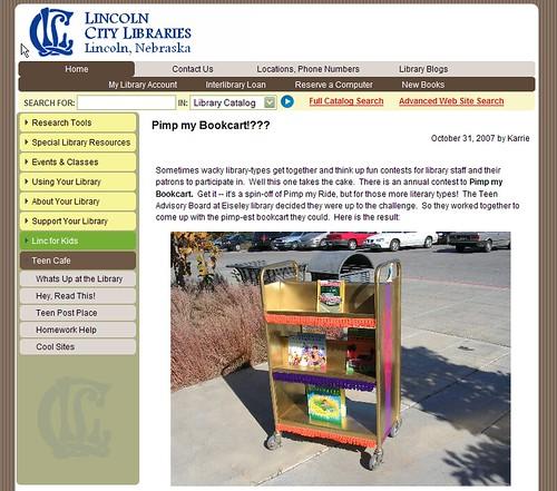 City Libraries Teen Blog Ve 112