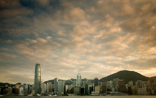 Hong Kong Sunset 02