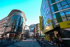 Andorran streets