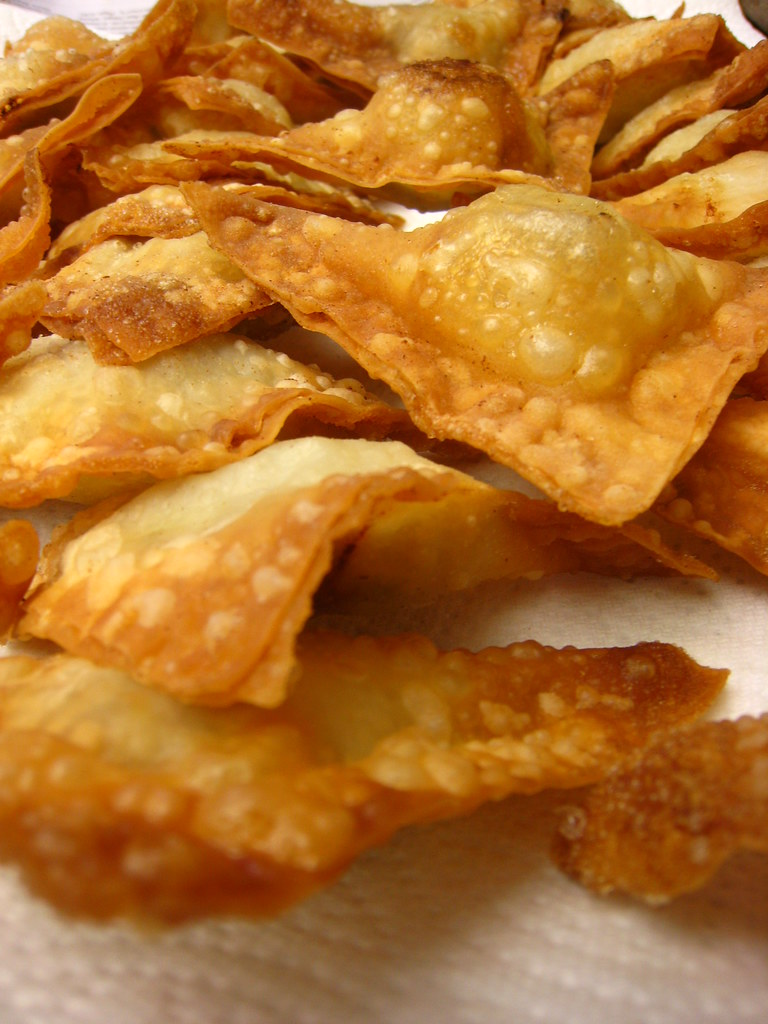 New Year's Food: Wonton