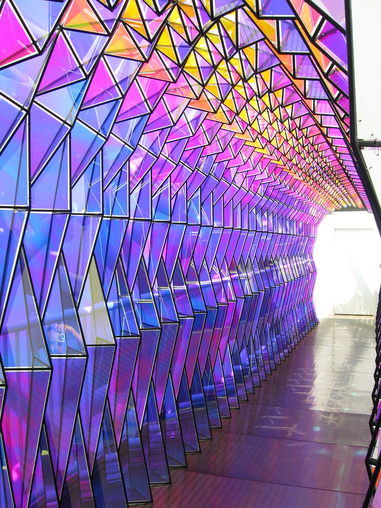 Auto Color Library >> One-way color tunnel | Flickr - Photo Sharing!