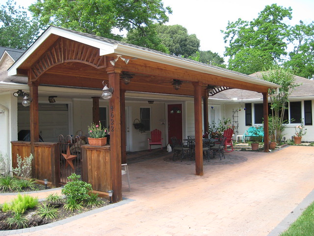 Free standing wood carport designs board fence pictures for Free standing carport plans