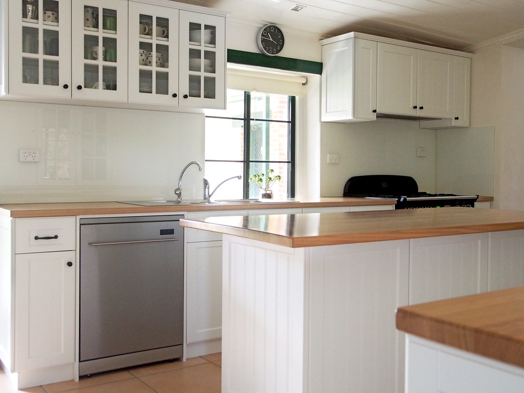 Extension Including Kitchen Renovation With Custom Cabinet