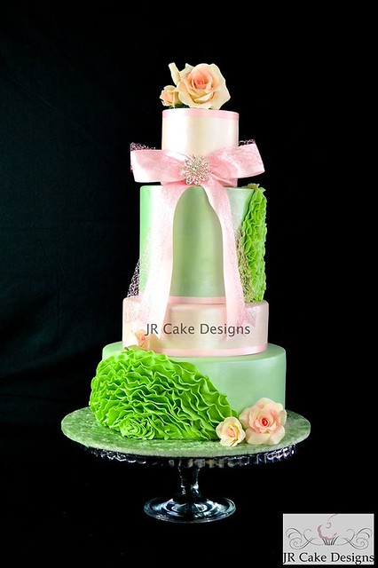 Cake by JR Cake Designs Mackay
