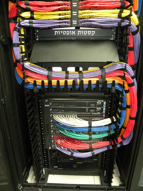 The Datacentre I Inherited Networking