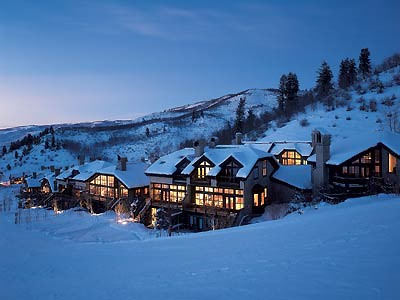 Buy a home in ski resort