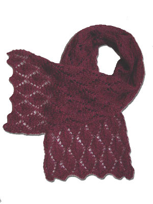 """Doctor Who"" Scarf Patterns - The Emerald City Androgums Web Page"