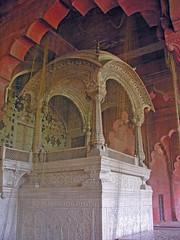 India-0075 - Throne