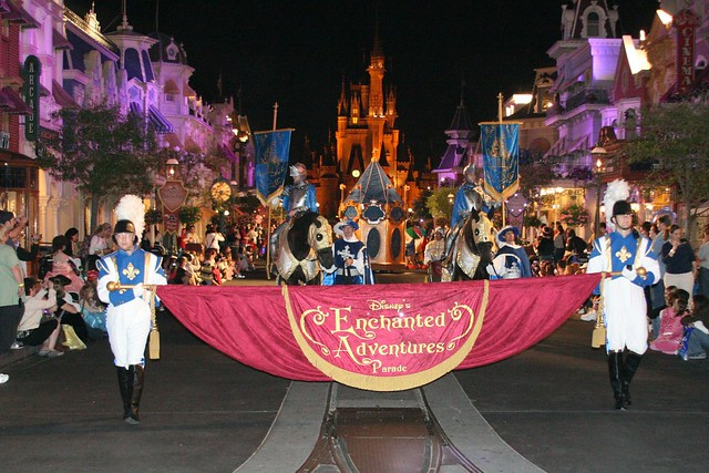 Enchanted Adventures Parade