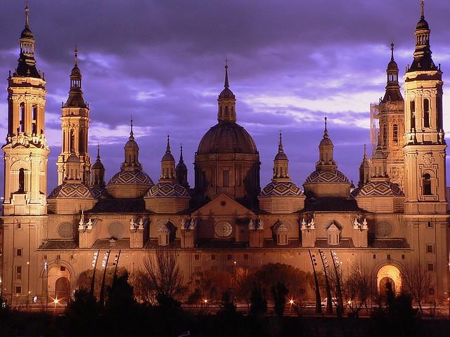 Zaragoza. Basílica del Pilar