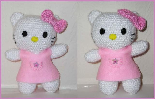 Mi Primera Hello Kitty Amigurumi Flickr - Photo Sharing!