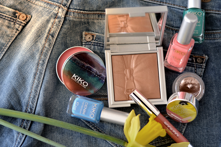 KIKO Milano make up boulevard rock limited edition collection CATS & DOGS beauty fashion style blog berlin denim jeans lips nails 1