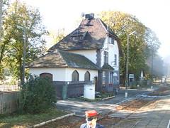 Szreniawa train station