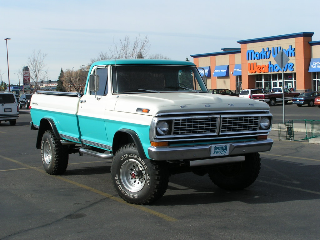 1970 Ford Truck F 250 1970 Ford Truck F 250 Flickr