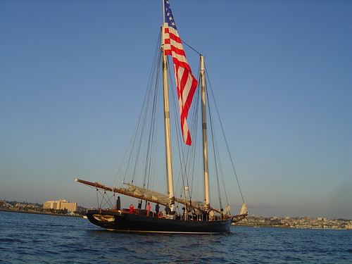 Tall Ship Day: The America