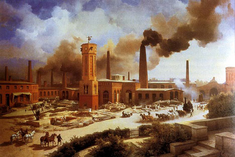 Photo:Industrial revolution By:blvesboy