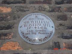 Photo of Grey plaque № 8983