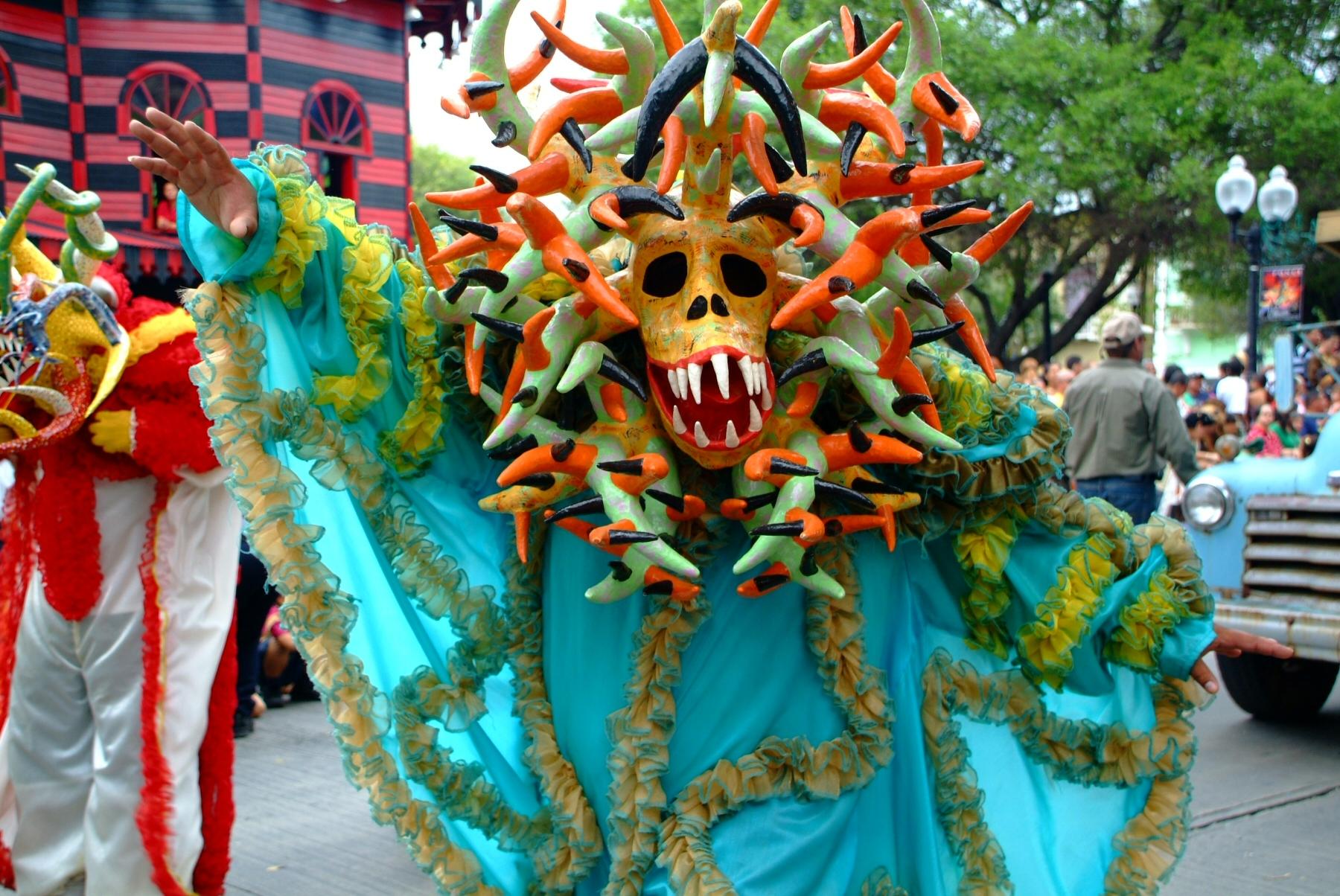 Carnival De Ponce Map
