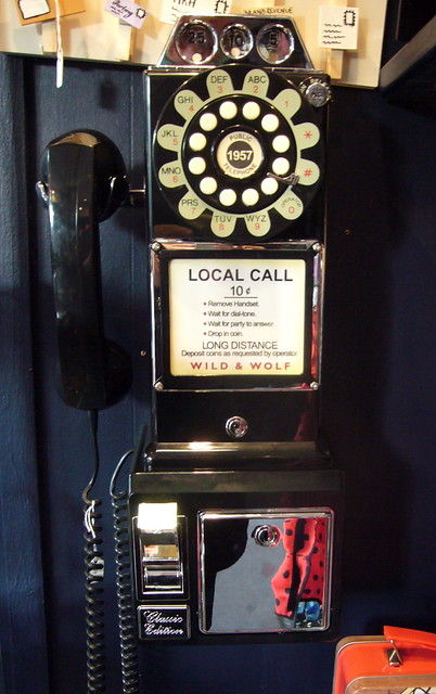 Old American Style Public Telephone | Flickr - Photo Sharing!