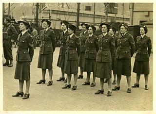 RNZAF WAAFs 1946