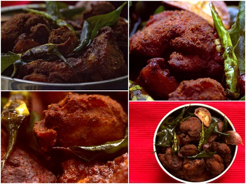 simple chicken fry/kerala chicken fry/spicy chicken fry :D by {deepapraveen very busy with work..back soon