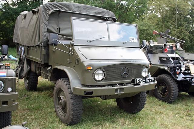 1968 Mercedes Benz Unimog 404S Army Truck   Flickr - Photo ...