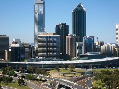 Perth trip planner