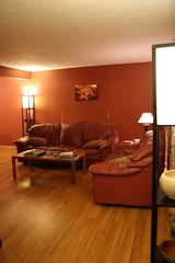 Remodeled Living Room (from foyer)