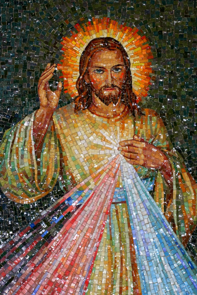 Divine Mercy Painting For Sale