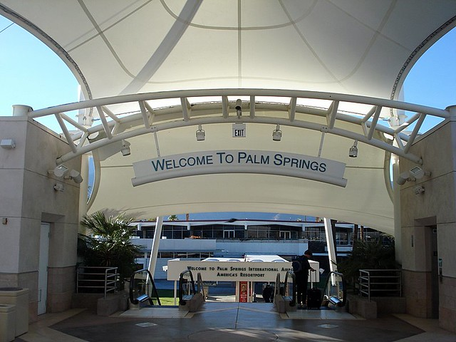 Palm Springs Airport Car Rental Car Hire Palm Springs