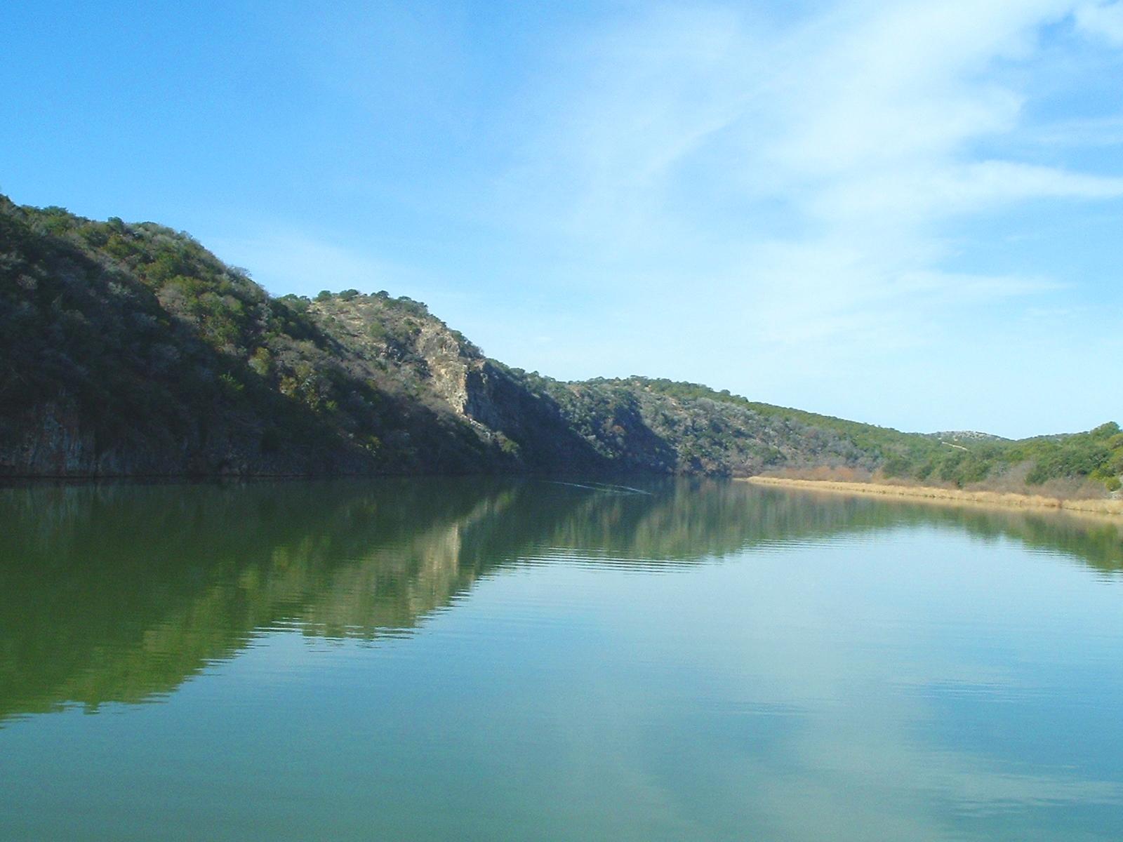 Lake buchanan texas for Lake buchanan fishing