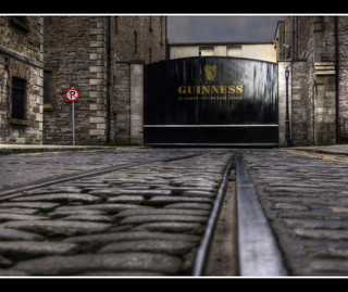 St.James gate...Guinness