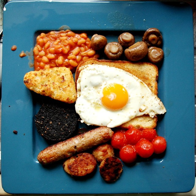 Day 165 - Fry up