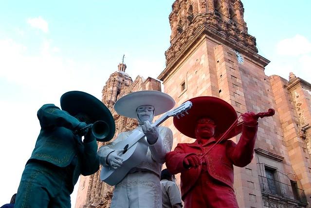 Zacatecas-México-Trio