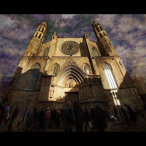 barcelona catedral catalunya fachada santamariadelmar palometa stamariadelmar s6500fd mywinners fujifilms6500fd aplusphoto lacatedraldelmar finepixs6000fd fuji6500 fujifilmfinepixs6500fd fuji6500fd fujifilmfinepixs6000fd jcalderón spiritofphotography juancalderón