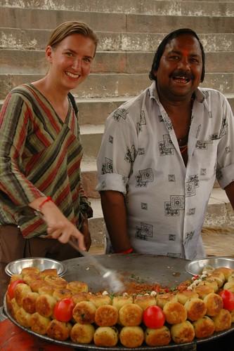 Indian Street Food - Varanasi, India