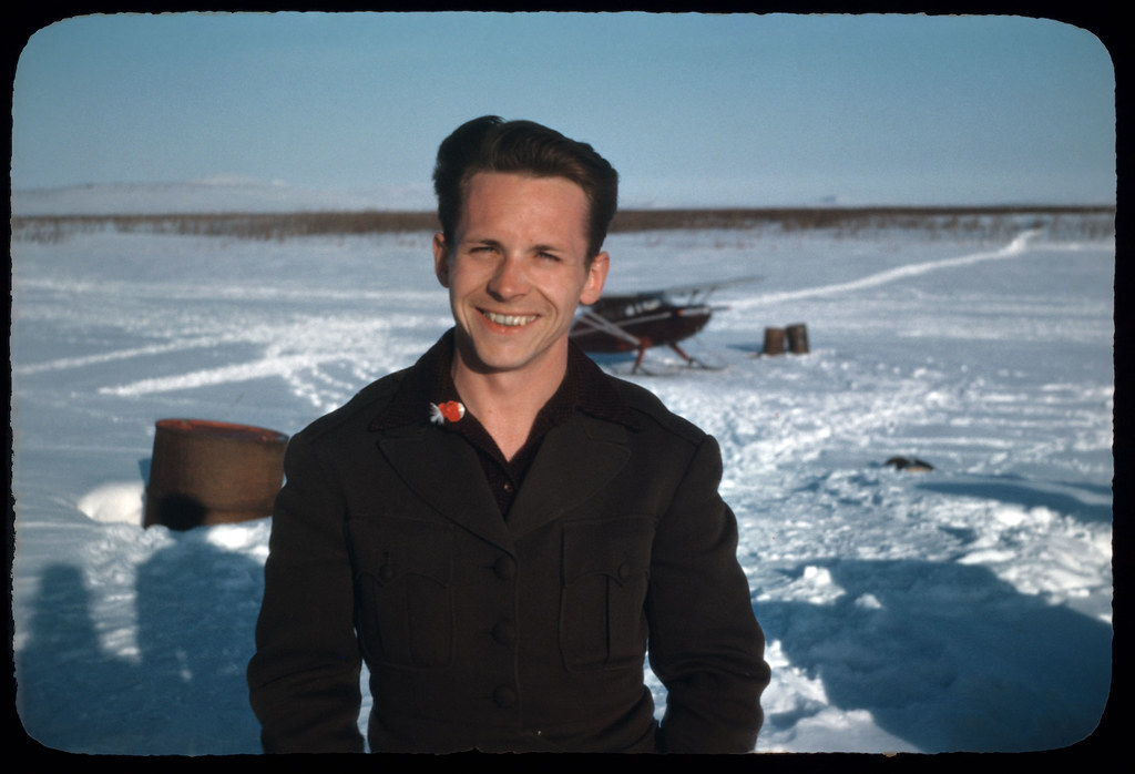 12 Tex Ziegler, Pilot, Igloo, Alaska