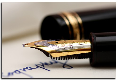 letter writing is a dying art