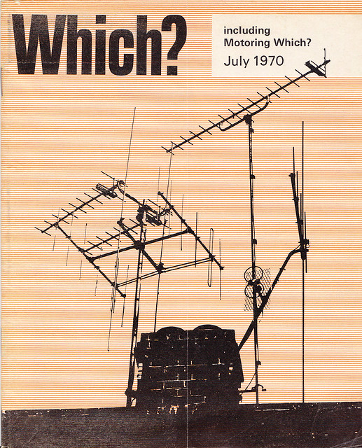 Which? Magazine July 1970