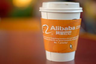 Alibaba statistics facts