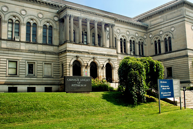 Carnegie Library of Pittsburgh, Main | Flickr - Photo Sharing!