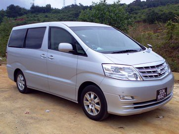 Toyota Alphard 8 Seater Flickr Photo Sharing