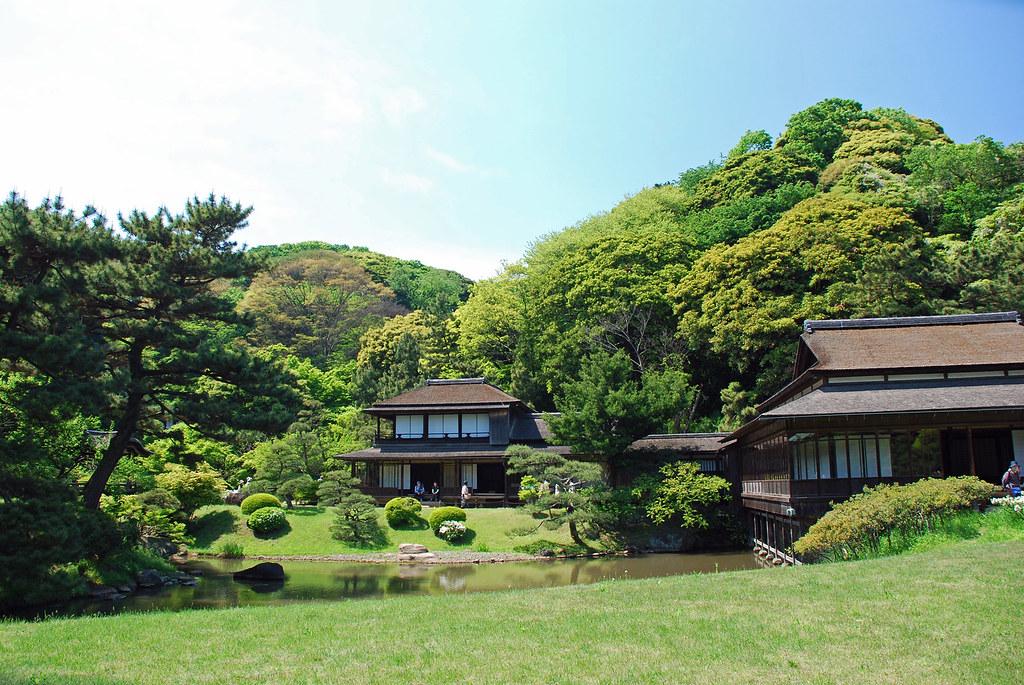 三溪園 : Sankeien garden