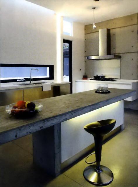 Sample Kitchen Island With Hranite Countertops