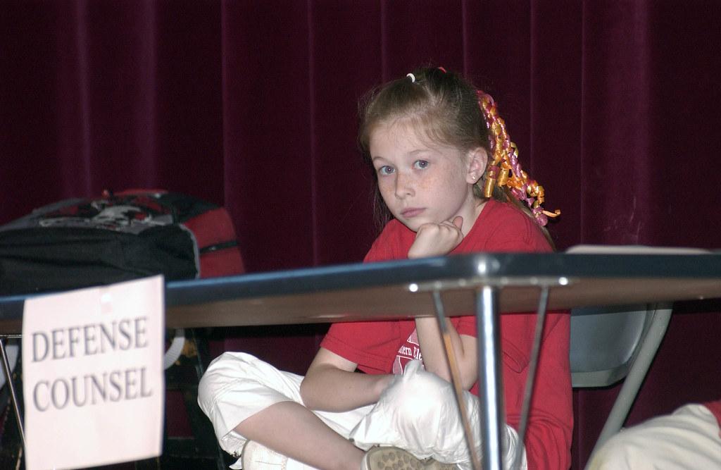 2008.Mock Trial