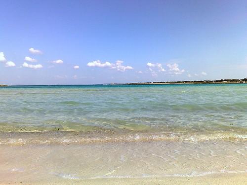 Spiaggia di Sant'Isidoro - Nardò ( Le )