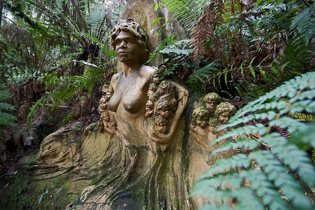 William ricketts sanctuary flickr photo sharing